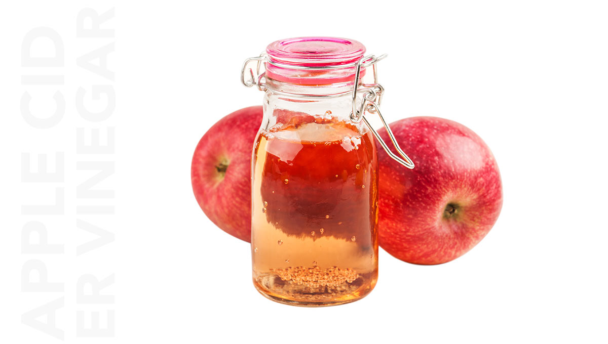 Apple cider vinegar - Accelerating Metabolism