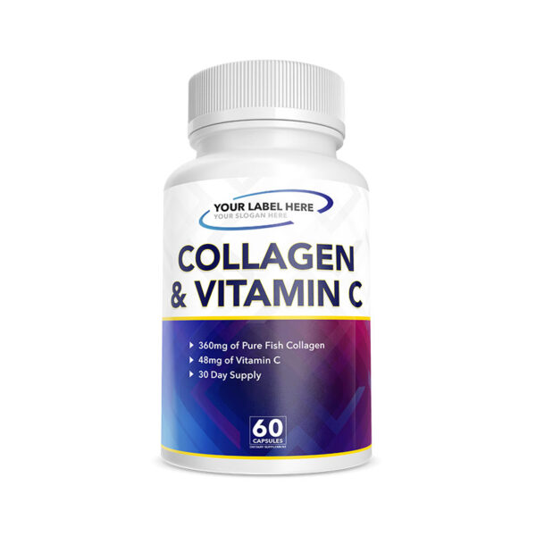 Private Label Collagen and Vitamin C