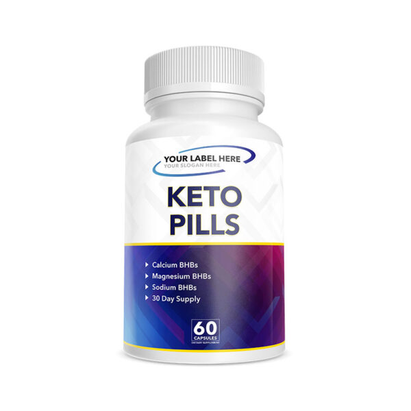 Private Label Keto Pills