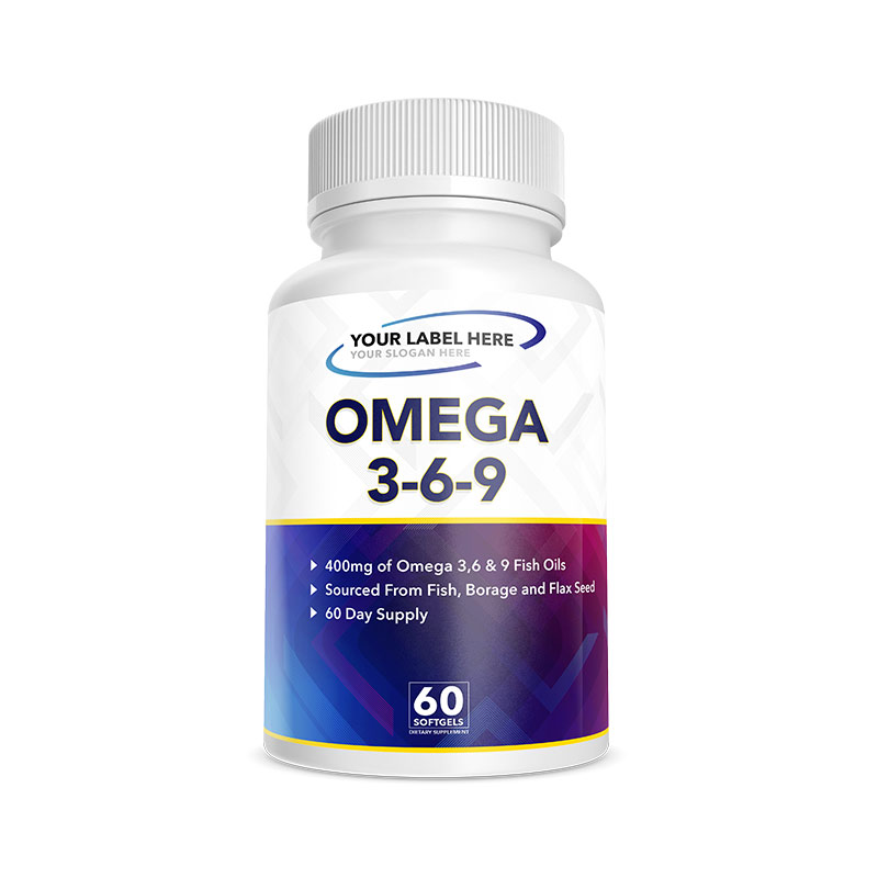 Private Label Omega 369 Supplement Manufacturing