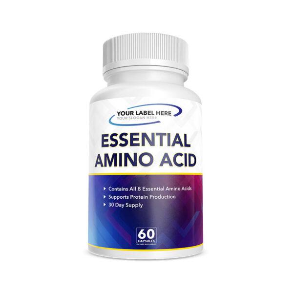 Private Label Essential Amino Acids