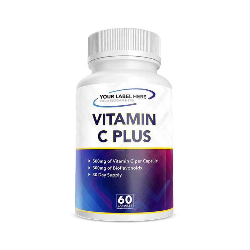 Private Label Vitamin C Plus Bioflavonoids