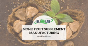 Monk Fruit Supplement Manufacturing