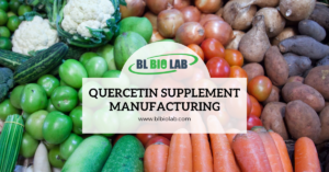 Quercetin Supplement Manufacturing