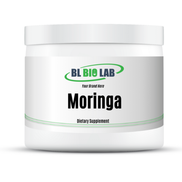 Private Label Moringa Powder Blend Manufacturing