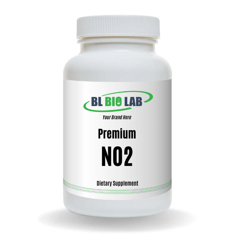 Private Label Premium NO2 Supplement Manufacturing