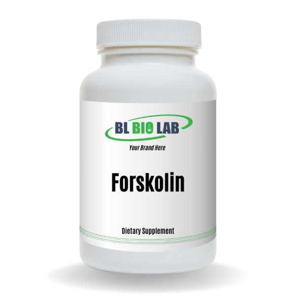 Private Label Forskolin Supplement Manufacturing