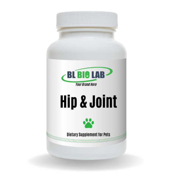 Private Label Hip & Joint Supplement Manufacturing