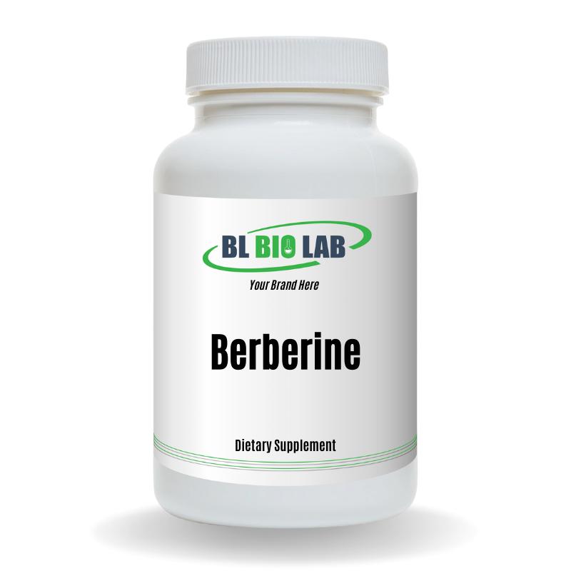 Private Label Berberine Supplement Manufacturing