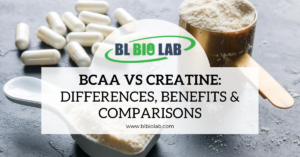 BCAA vs Creatine: Differences, Benefits & Comparisons