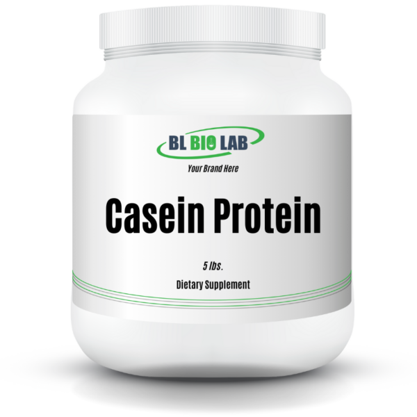 Private Label Casein Protein Manufacturing