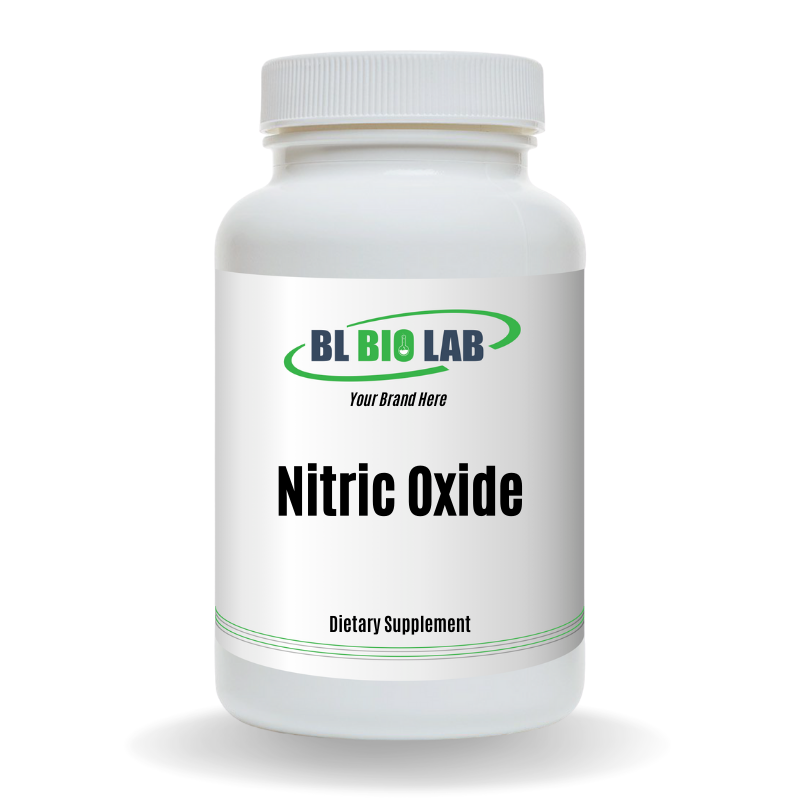 Private Label Nitric Oxide Supplement Manufacturing