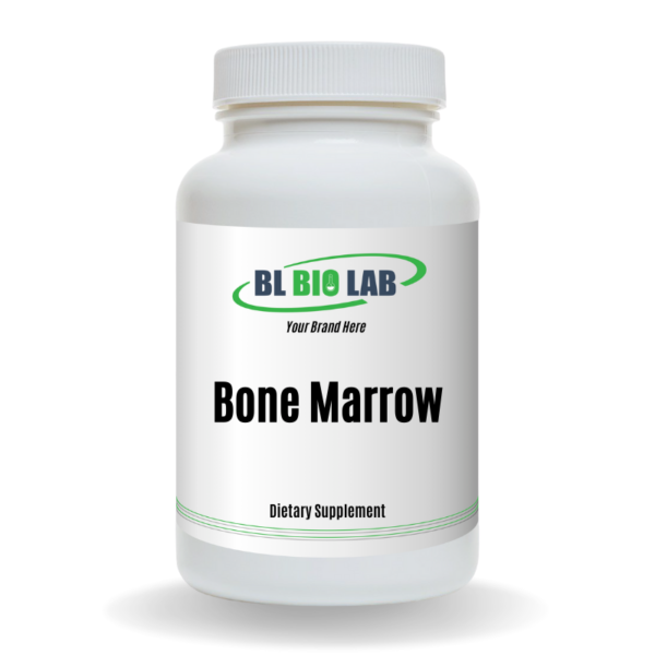 Private Label Bone Marrow Supplement Manufacturing