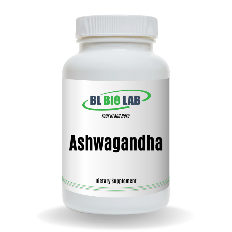 Private Label Ashwagandha Supplement Manufacturing