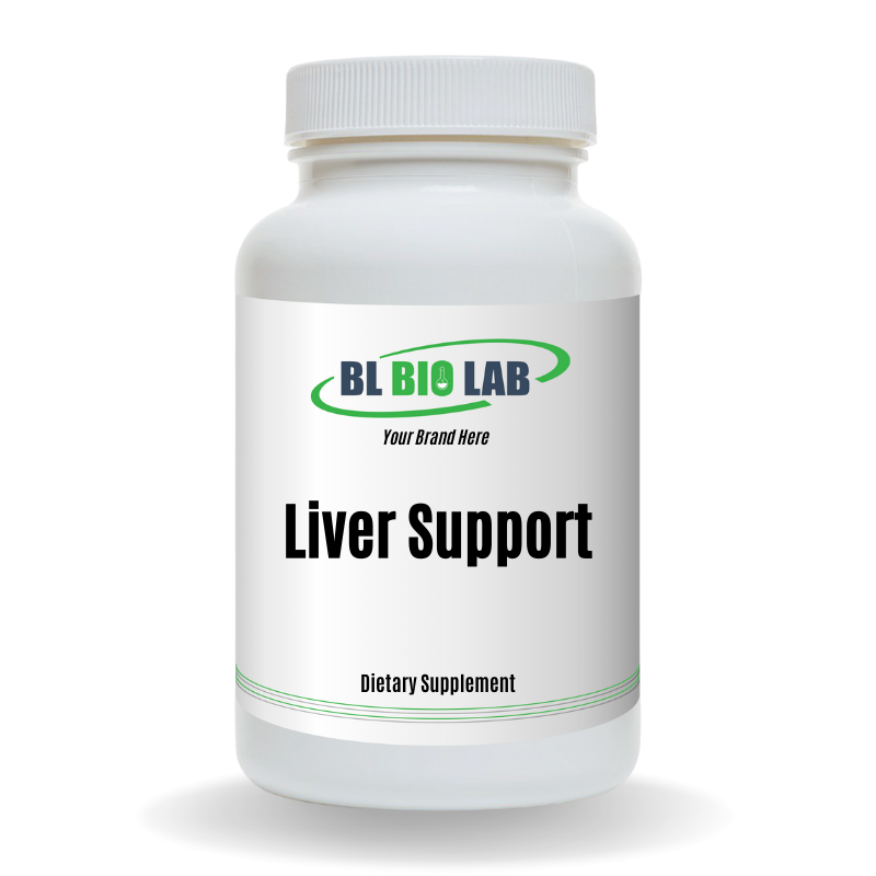 Private Label Liver Support Supplement Manufacturing