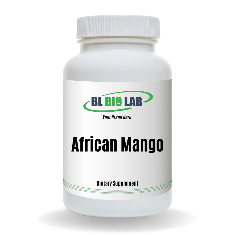 Private Label African Mango Supplement Manufacturing