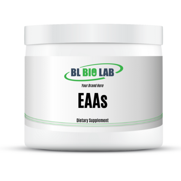 Private Label EAAs Supplement Manufacturing