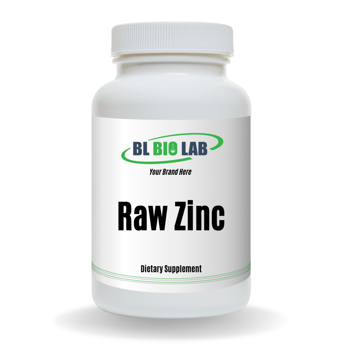 Private Label Raw Zinc Supplement Manufacturing