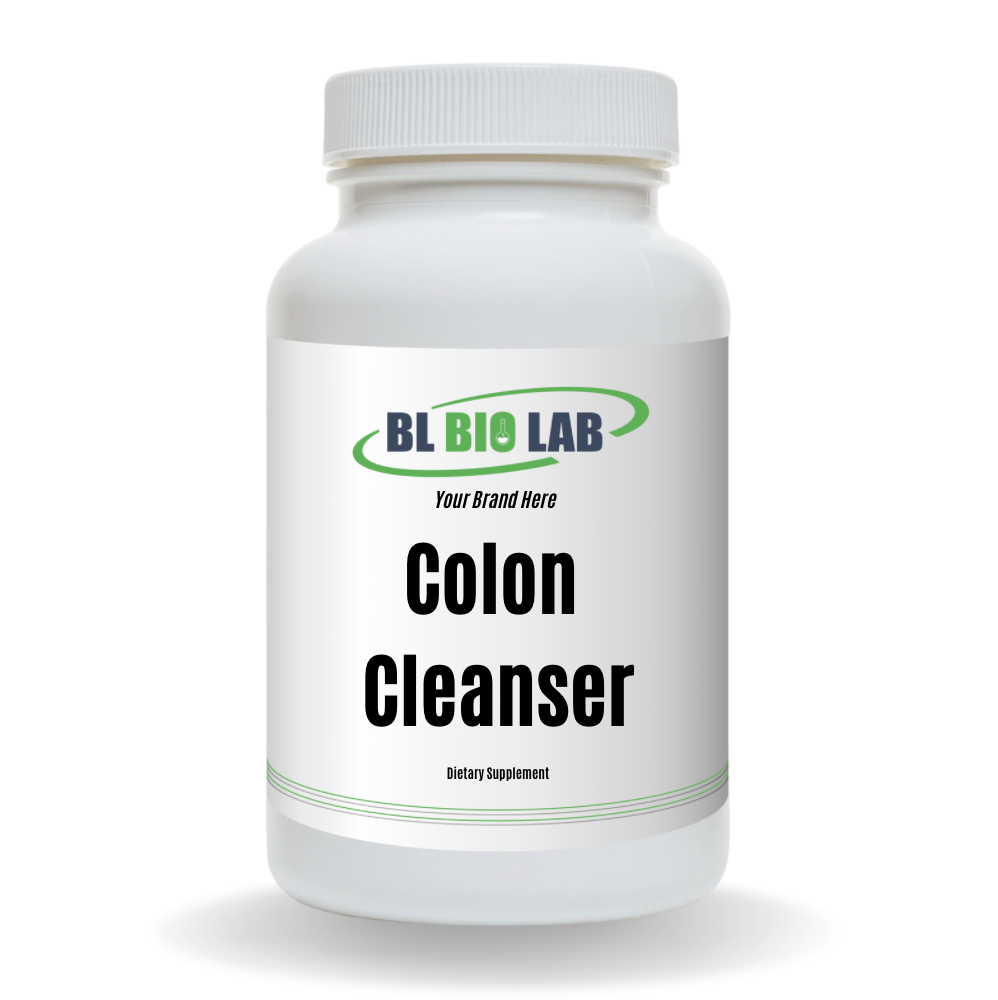 Private Label Colon Cleanser Supplement Manufacturing