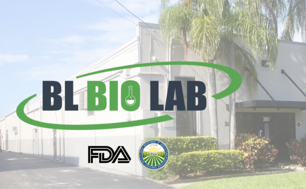 BL Bio Lab Headquarters | Clearwater, FL | 50,000 sq. ft. Facility