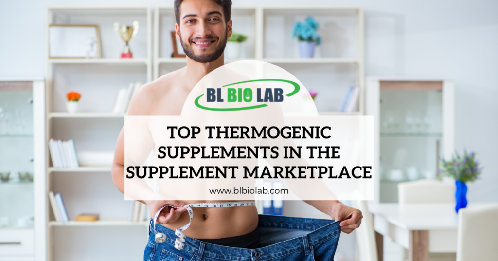 Top Thermogenic Supplements in the Supplement Marketplace